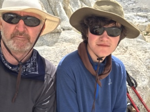 This is the story of Dermot and Brendan and our hike along The John Muir Trail beginning in Horseshoe Meadows
